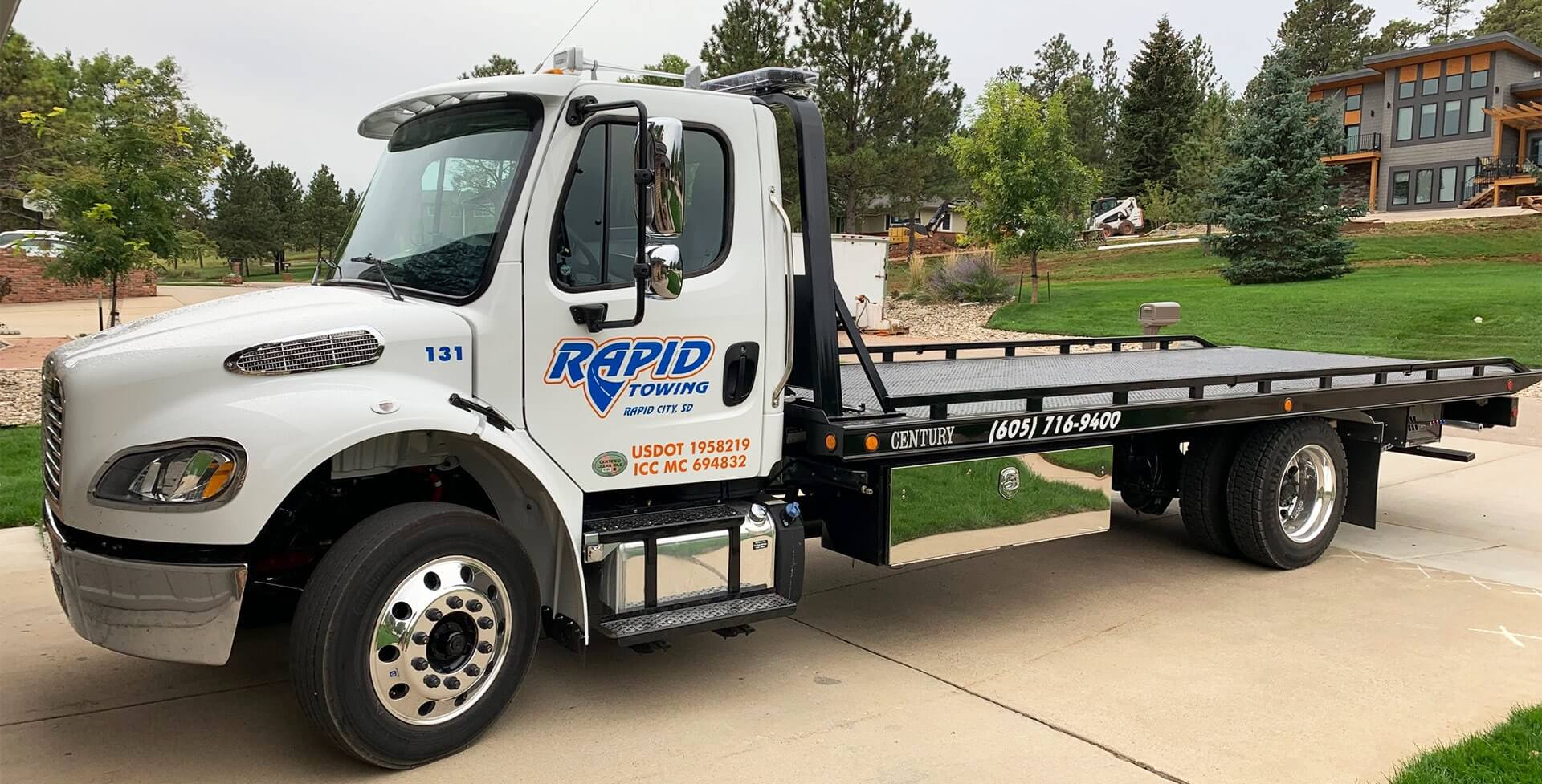 Rapid Towing